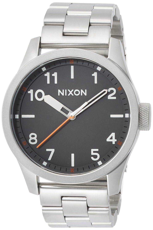 [ニクソン]NIXON 腕時計 SAFARI: GUNMETAL NA974131-00 メンズ 【正規輸入品】 B01HEWONT0