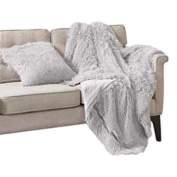 Amazon.com: Comfort Spaces - cobija de microfelpa súper ...