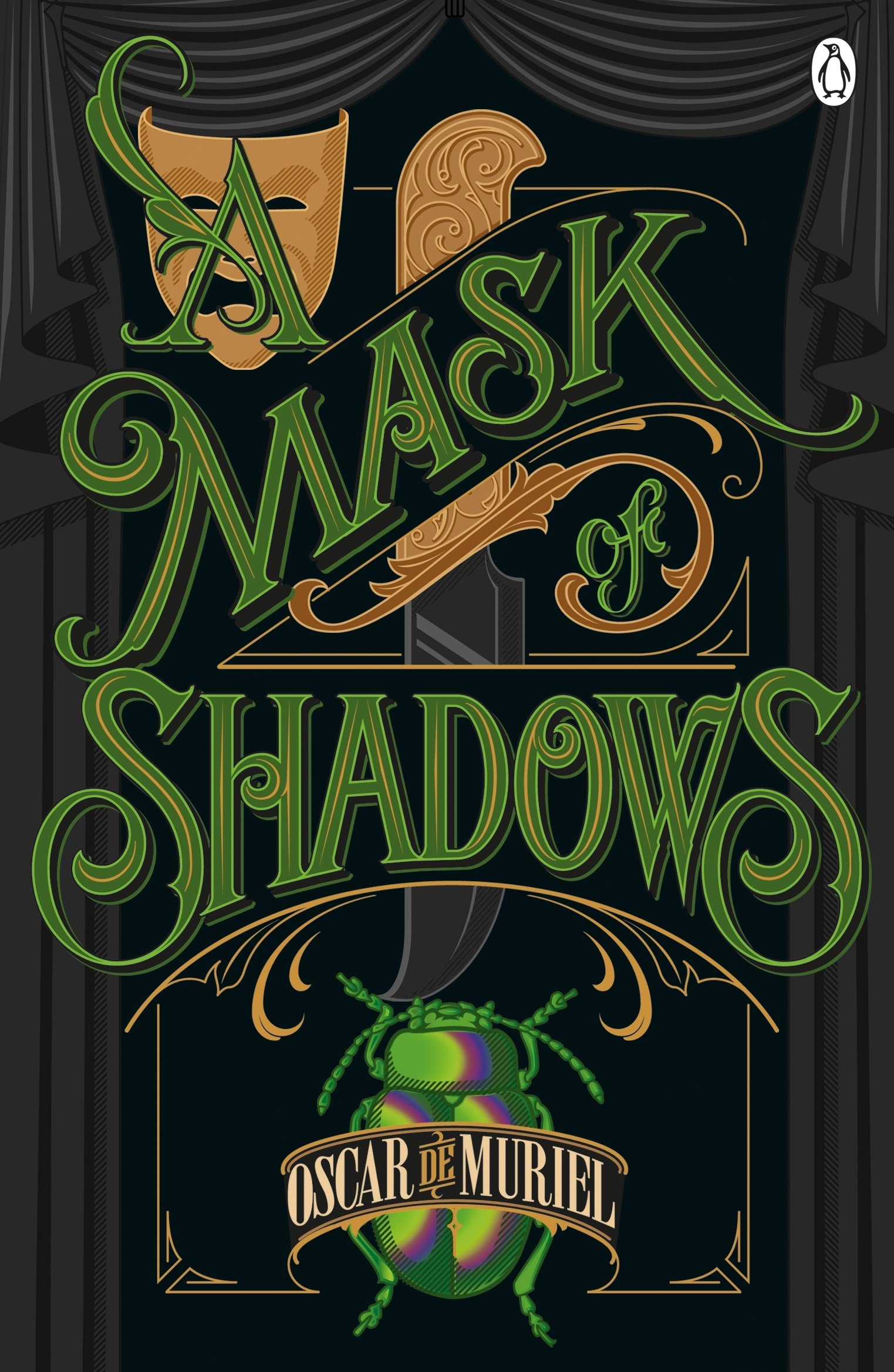 A Mask of Shadows: Frey & McGray Book 3 (A Victorian Mystery, Band 3)