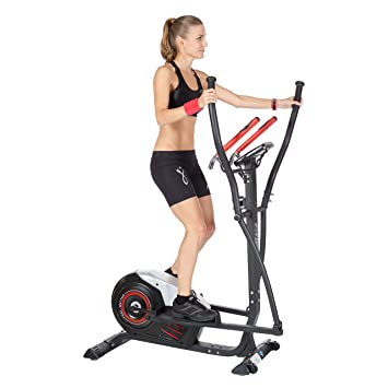 Fytter CR-05R - Elíptica de fitness, color negro