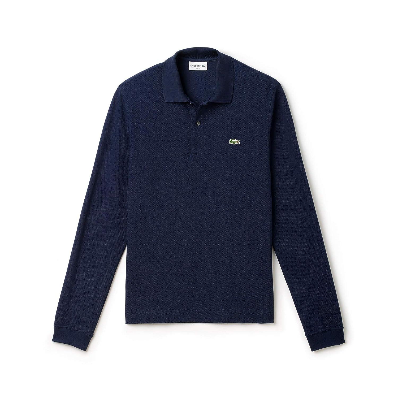Bleu (Marine) X-petit  Lacoste, Polo Slim Fit Homme