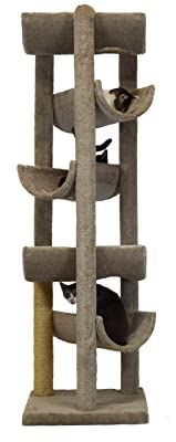 Molly and Friends Alleyw 86 in. Cat Tree