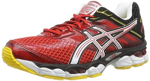 Asics Men\u0027s Gel-Cumulus 15 running Shoes Orange Size: 8