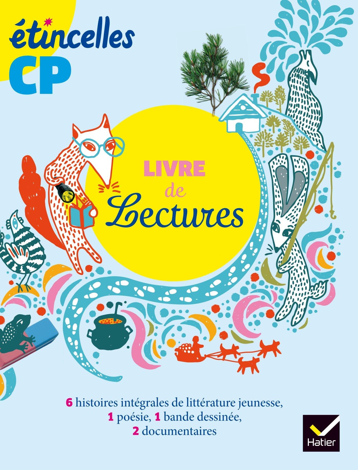 Etincelles Lecture CP éd. 40   Livre de lecture Amazon.fr ...