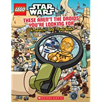 These Aren't the Droids You're Looking for (Lego: Star Wars)