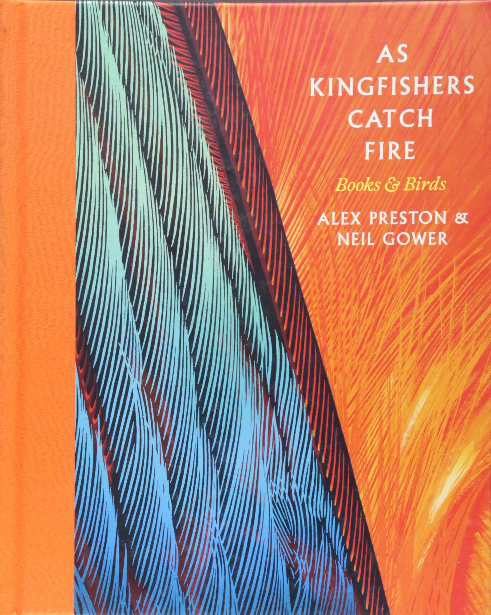 As Kingfishers Catch Fire  Birds And Books