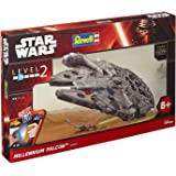 Revell - 06694 - Star Wars - Easy Kit - Millennium Falcon - 70 Pièces