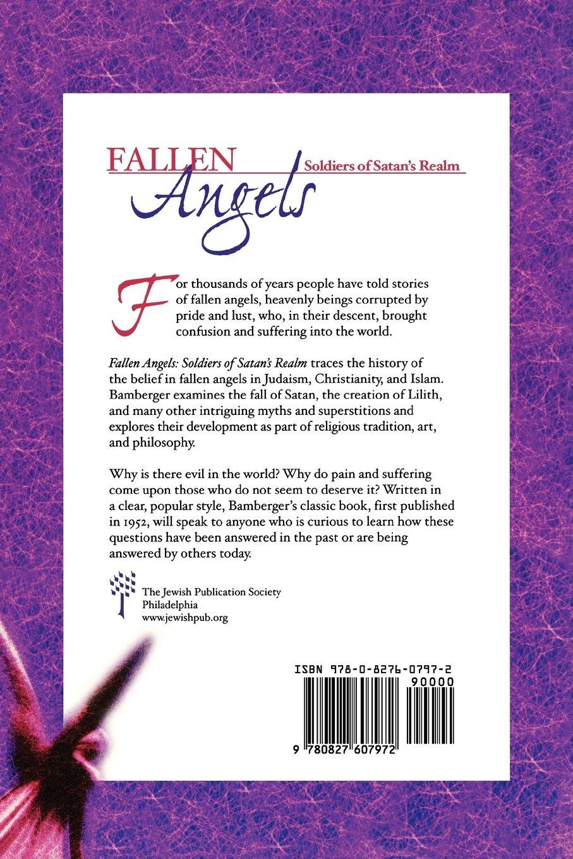 Amazon.com: Fallen Angels: Soldiers of Satan's Realm (9780827607972):  Bernard J. Bamberger: Books