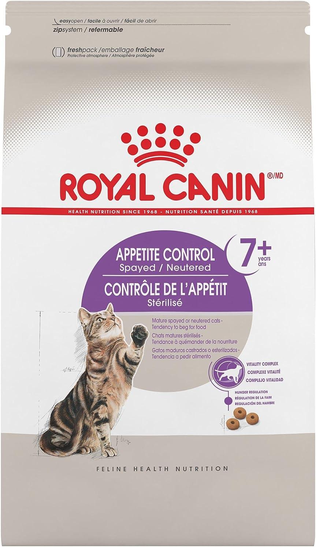 Royal Canin Feline Health Nutrition Spayed/Neutered Appetite ...