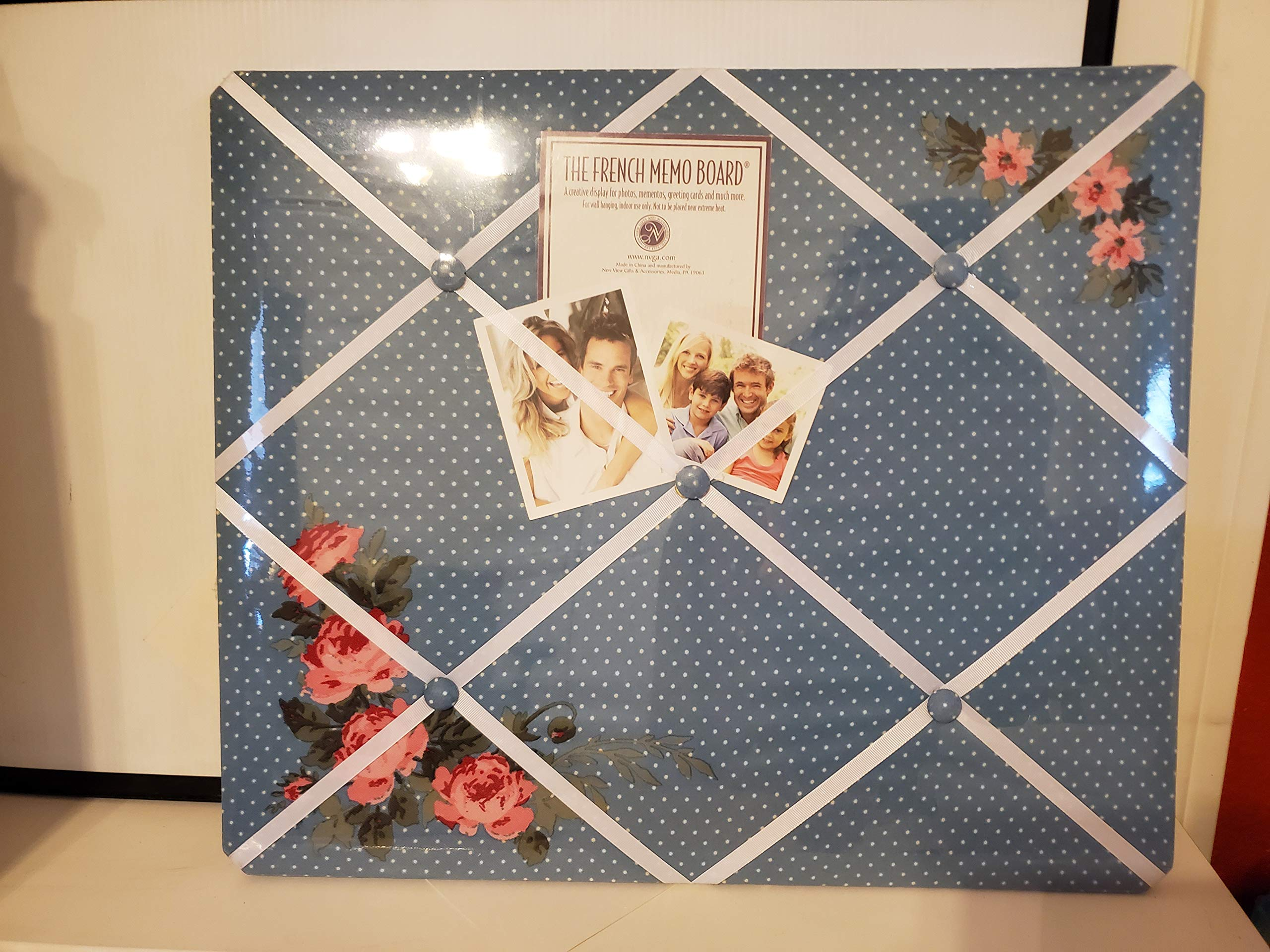 19'' x 16'' Offset Roses French Memo Board by Jo-ann's