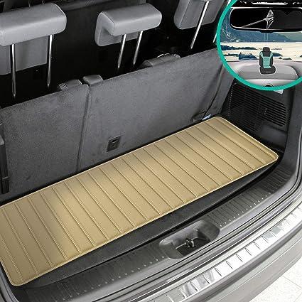 BLACK Fits CHEVROLET HHR SUV SEMI CUSTOM CARGO MAT