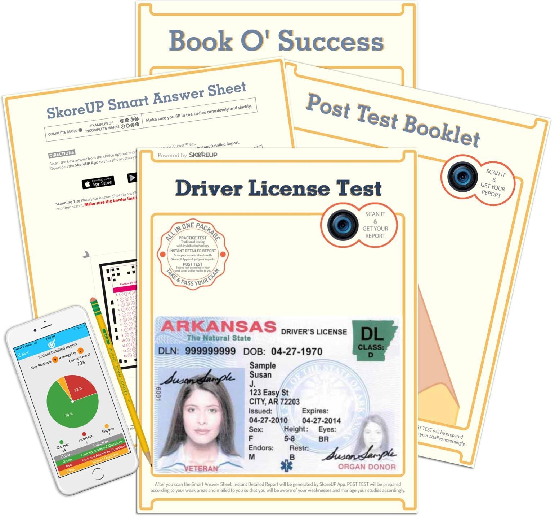 arkansas driver practice test 2