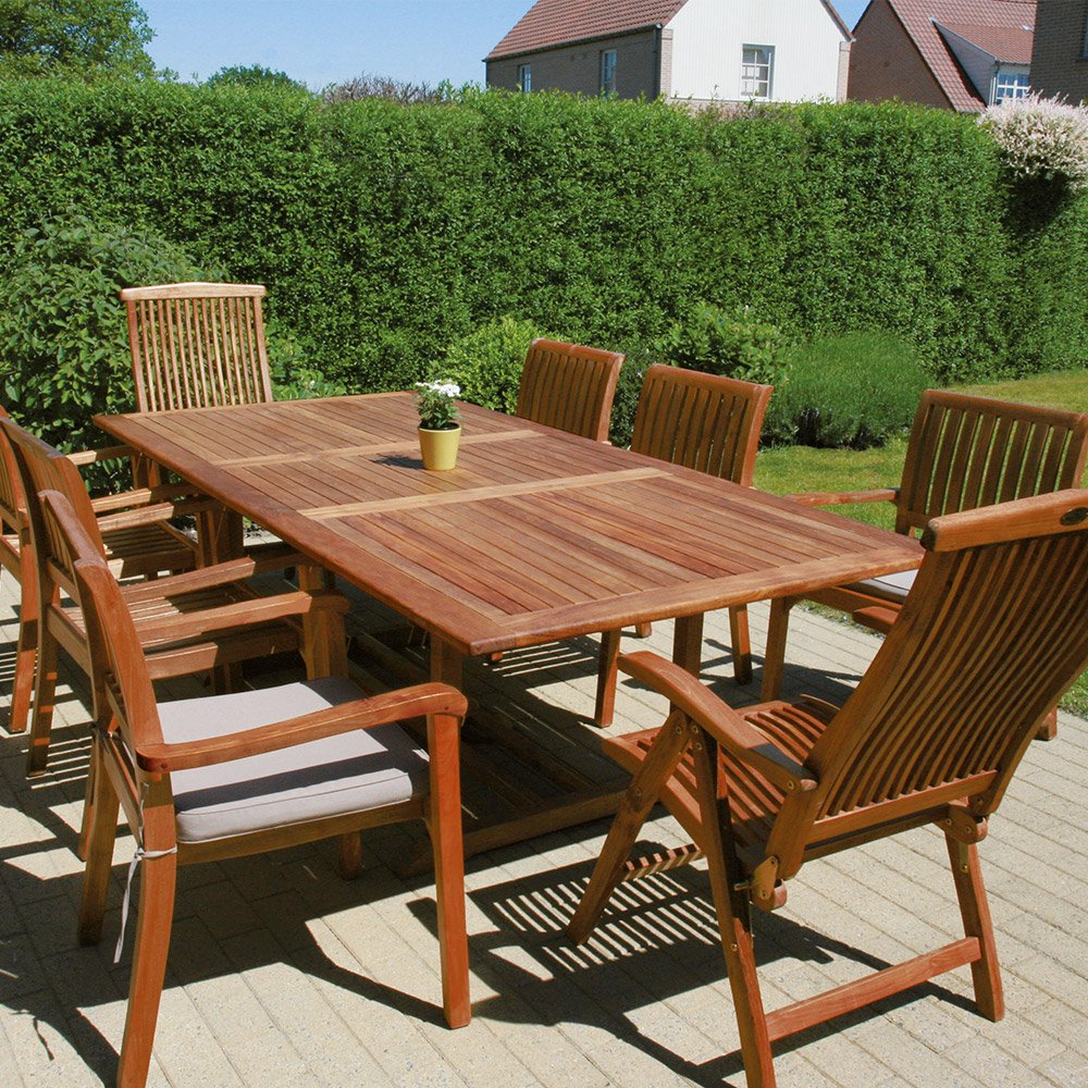 HG Hardwood Wooden Garden Furniture Restorer Protector ...