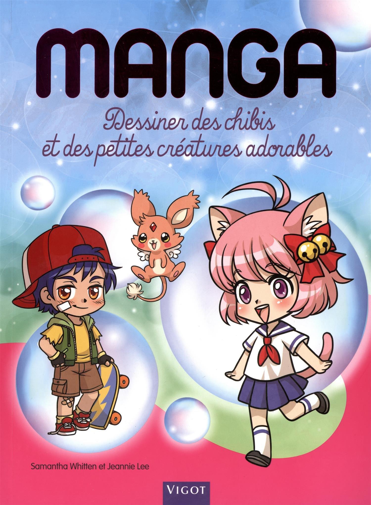 Amazon Fr Mangas Dessiner Des Chibis Et Des Petites