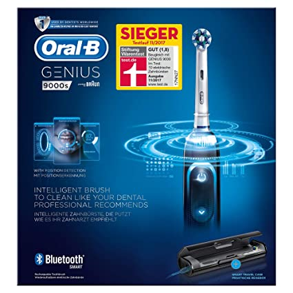 Braun Oral-B Black Genius 9100 S