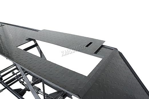 SwitZer 1000lb Hydraulic Motorbike Motorcycle Bike Service Shop Lift Ramp Table Bench Medium Size Minimum Height 180mm Max Height 780mm
