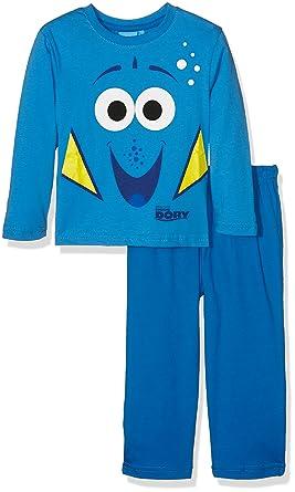 6712a9bb83 Finding Dory Long Pyjama, Pigiama Bambino, Dark Blue, 5 Anni: Amazon.it:  Abbigliamento