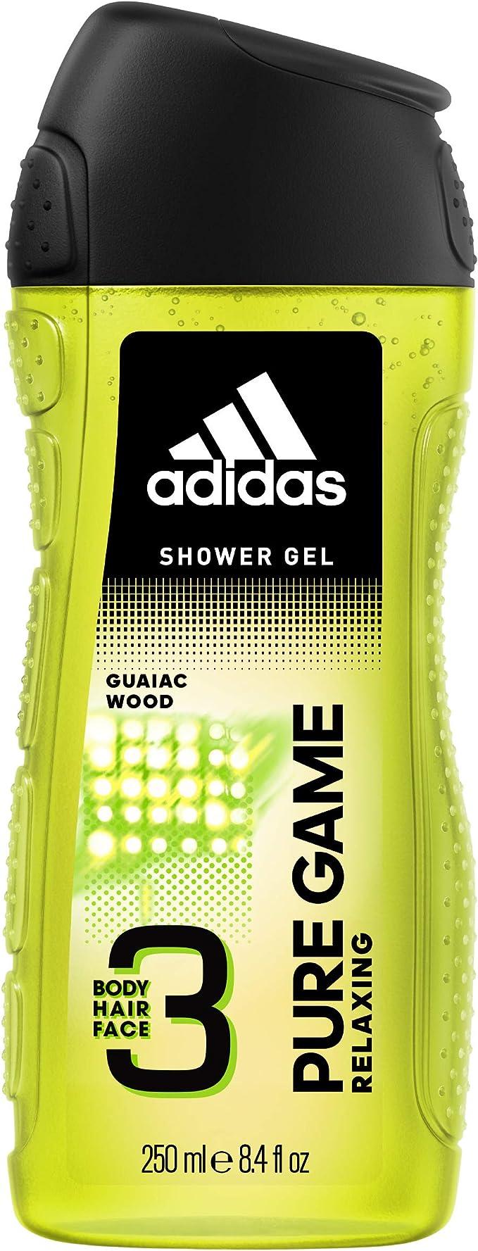 Adidas - Estuche de 3 unidades: Amazon.es: Belleza