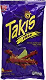 Bracel, Takis, Fuego Hot Chili Pepper & Lime Tortilla Chips, 9.9-Ounce Bag (P...
