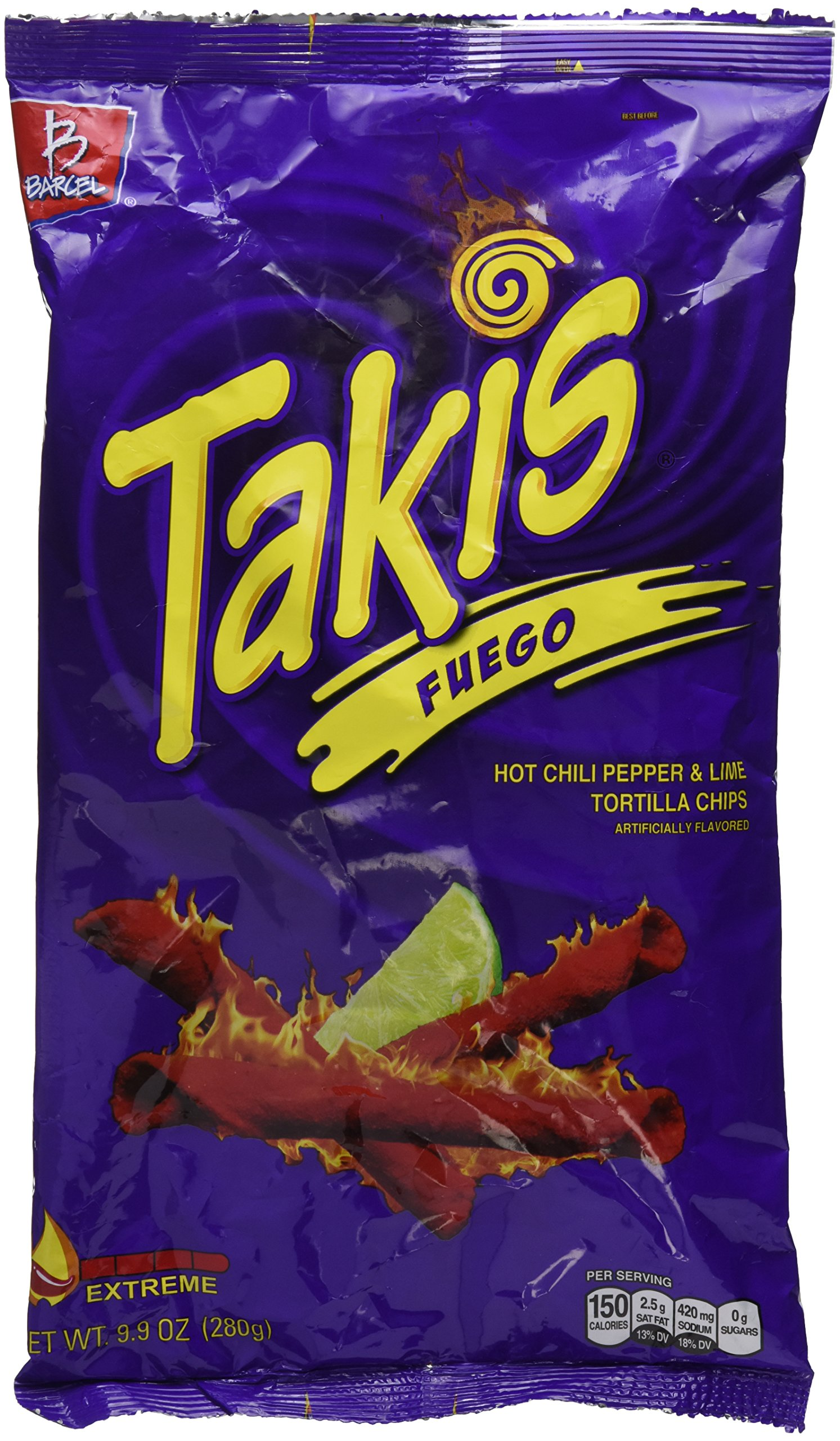 Galleon Bracel Takis Fuego Hot Chili Pepper Amp Lime