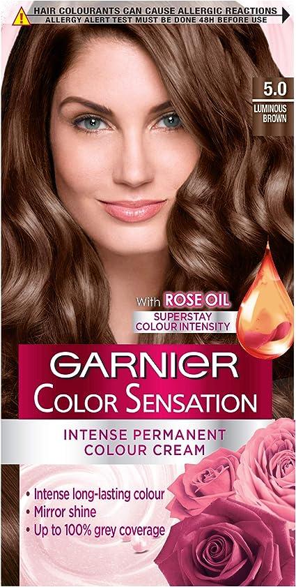 Garnier Color Sensation Brown Tinte para el cabello ...