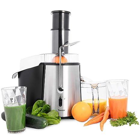 ⭐Licuadoras para Verduras y Frutas - Gran Potencia (850 W) y 2 Velocidades
