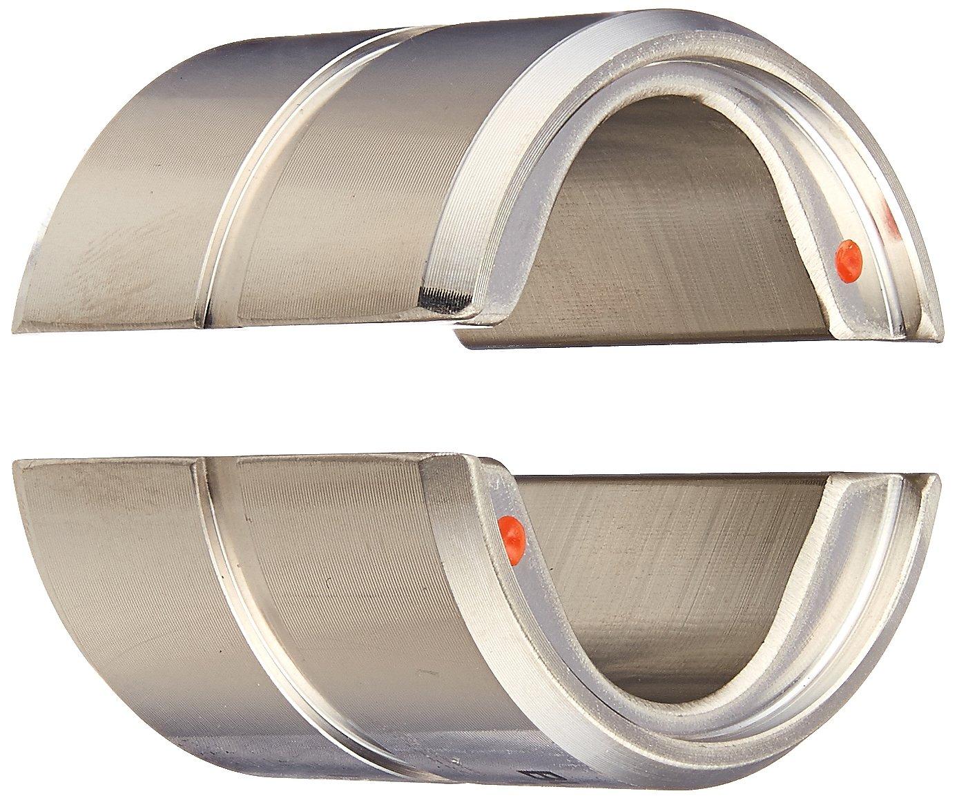 Burndy U997 Stainless Steel U Die, Orange, Index