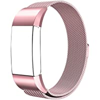 Dailylux Fitbit Charge 2 Metal Band