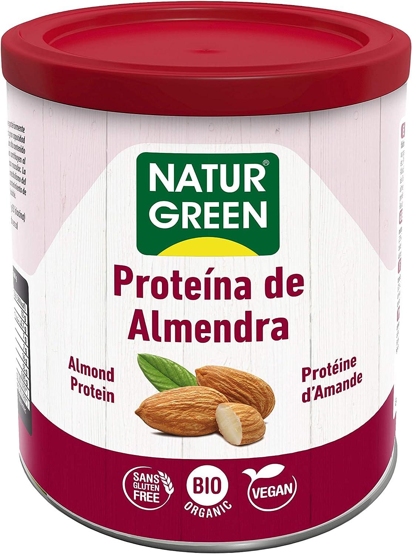 NaturGreen Concentrado de Proteína de Almendra al 50% en ...