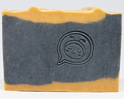Amazon SoapRepublic Honey Bee 25x25mm Acrylic Soap Stamp
