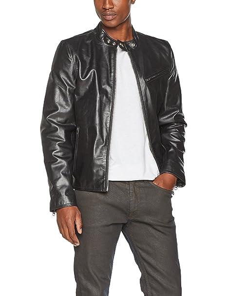 Amazon Uomo Giacca it Nyc Schott Abbigliamento wCPqtTxa