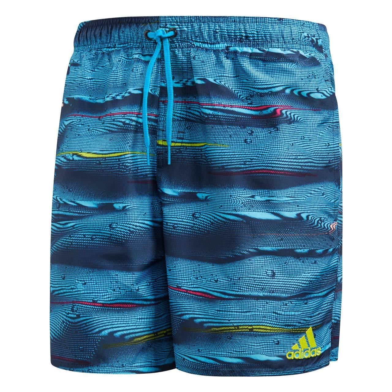 adidas Parley Short Length Bañador, Hombre, DJ2134, Legend Ink/Core Blue, Medium