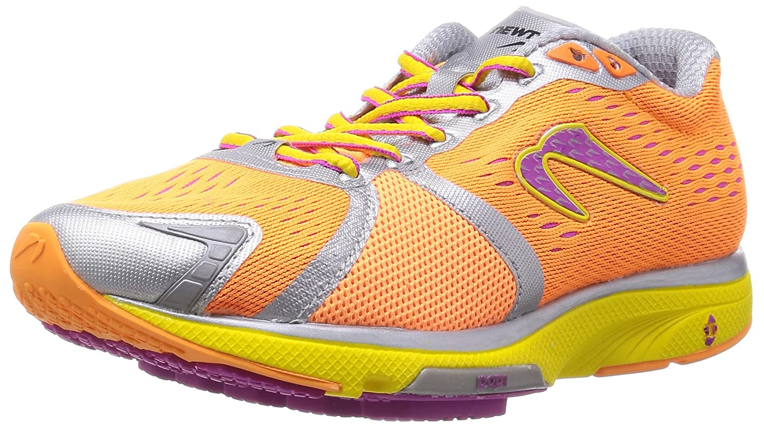 Newton Running Women s Gravity IV, Orange Pink