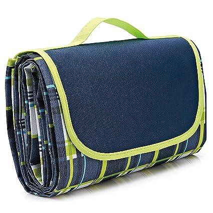 Amazon.com: FEMIRO - Manta extra grande para picnic y al ...