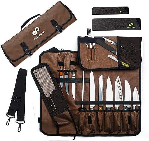 Everpride Chef Knife Roll Bag
