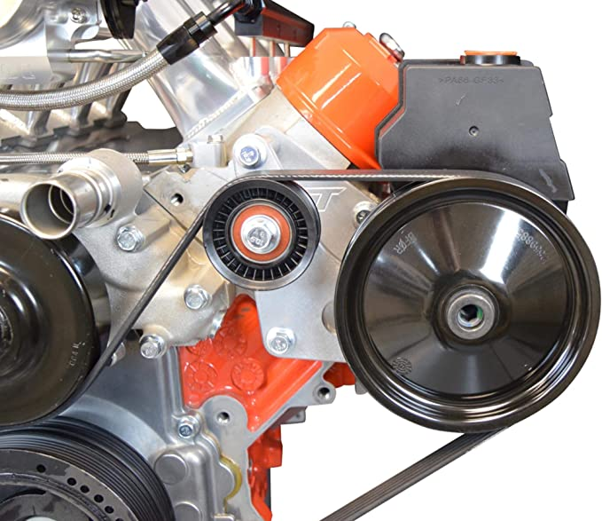 LS Corvette Alternator Bracket Kit LSX LS1 LS2 LS3 LS7 LS6 LS9 CTS-V 551750-1