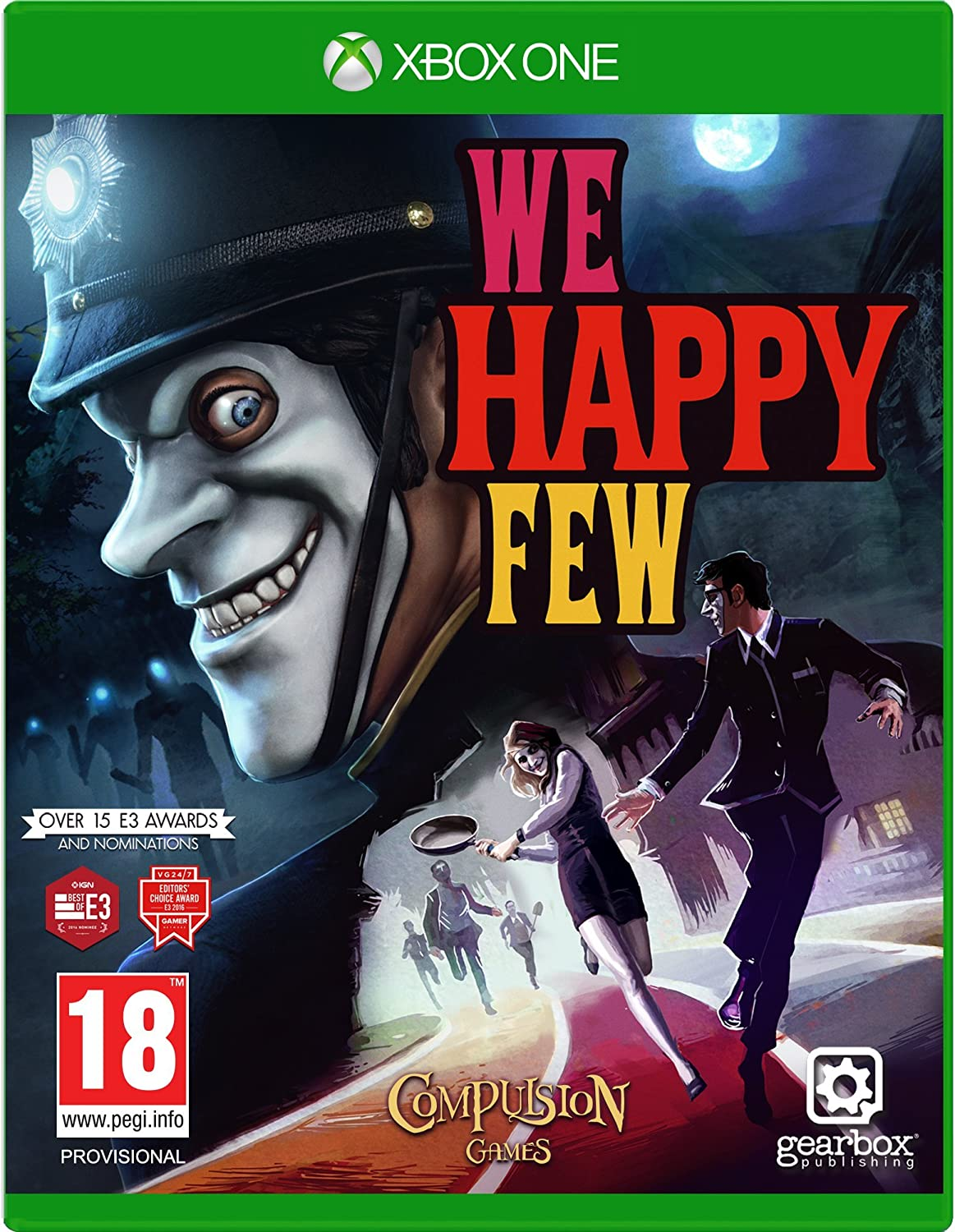 We Happy Few - Xbox One [Importación inglesa]: Amazon.es: Videojuegos