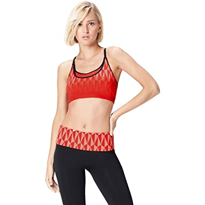 Activewear Seamfree Geo Patterned Double Layer - Soutien-Gorge De Sport - Femme