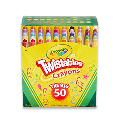 Crayola Twistables Crayons Coloring Set