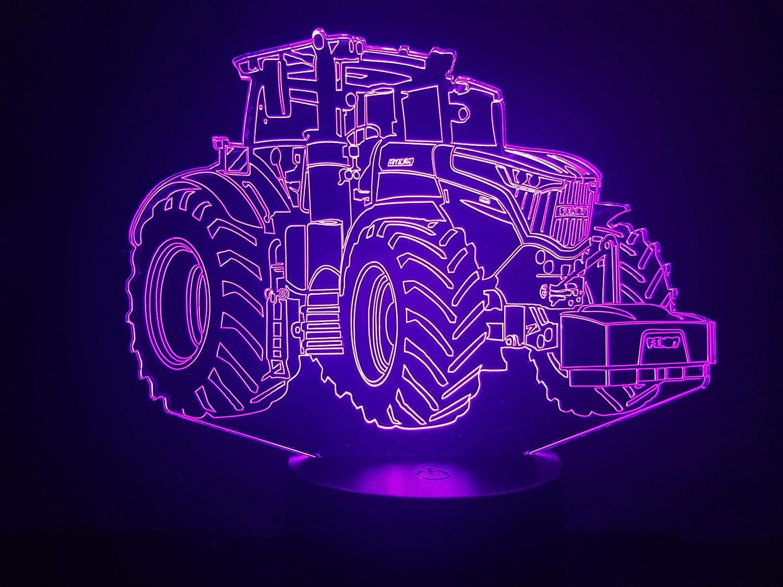 Traktor FENDT, 3D-Lampe LED
