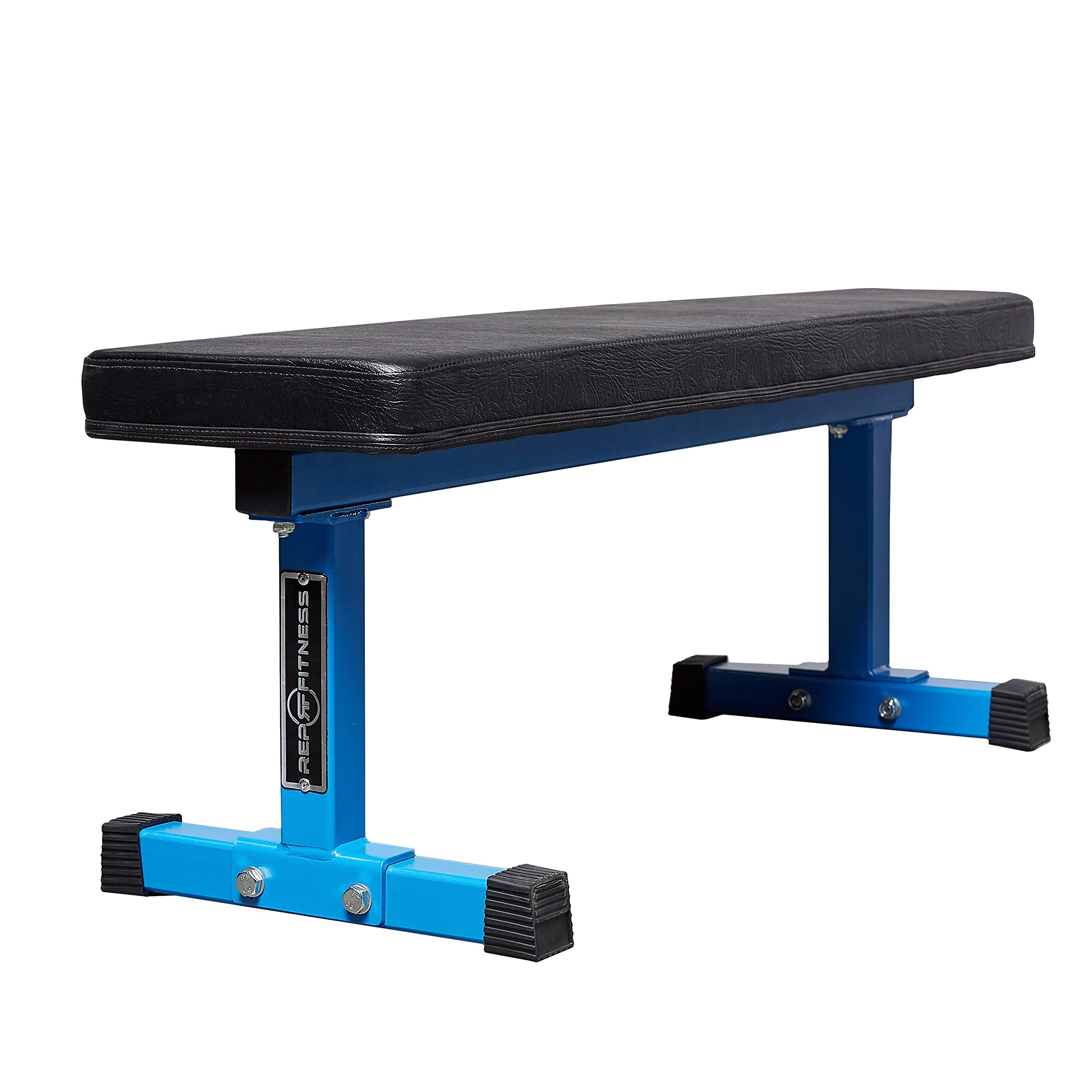 Rep Flat Bench - FB-3000 - Blue by Rep Fitness