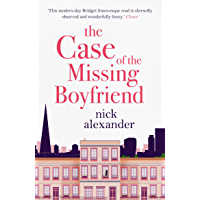 The Case of the Missing Boyfriend (The Missing Boyfriend Series Book 1)