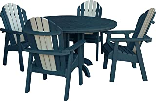 product image for Highwood AD-DNA48-ODY Hamilton 5 Piece Dining Set, Height, Odyssey