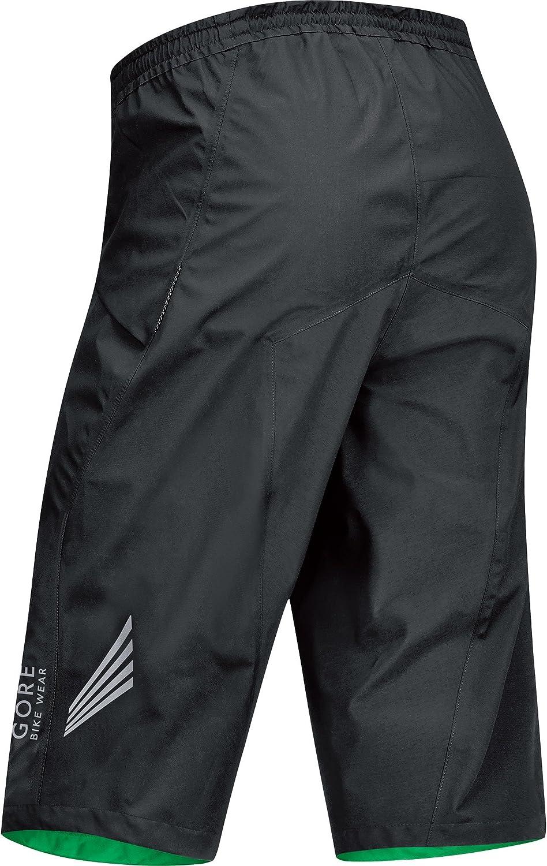 GORE BIKE WEAR Impermeabili Pantaloncini Ciclismo Uomo GT Paclite TGPELS GORE TEX