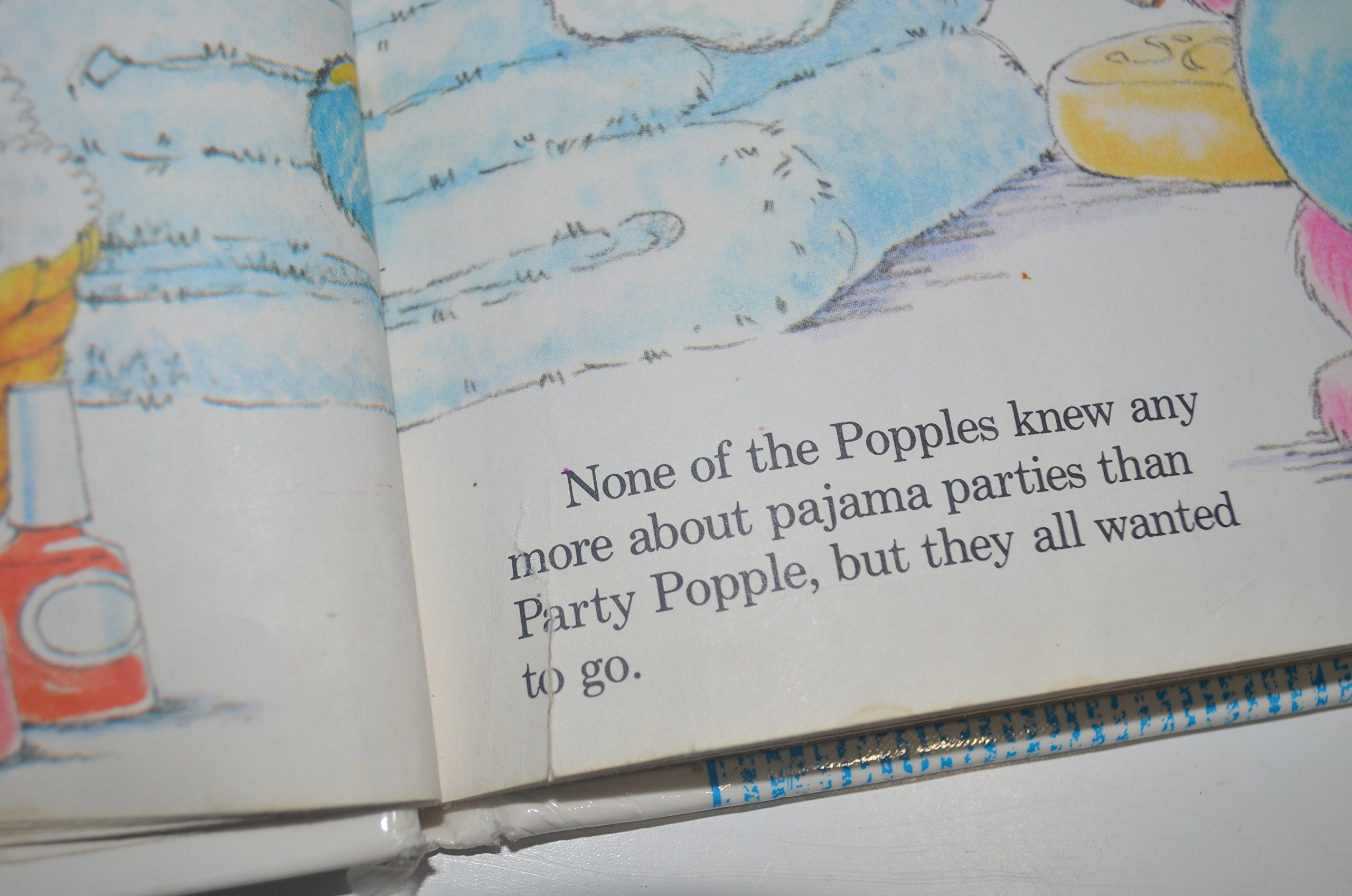 The Popples - The Popples Pajama Party