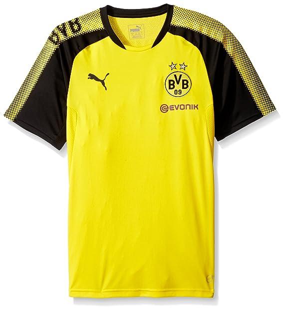 more photos 82a3d 881c6 Amazon.com: PUMA Men's Soccer Borussia Dortmund Training ...