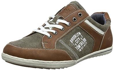 TOM TAILOR Herren 485100330 Sneaker