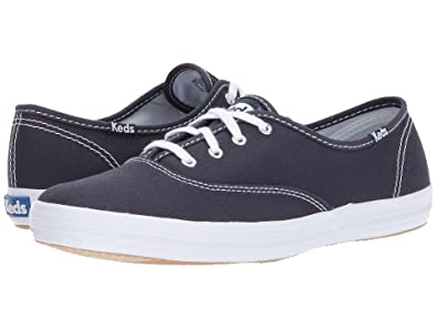 5d367f629bd76 Image Unavailable. Image not available for. Color  Keds Women s Champion  Original Canvas Sneaker ...
