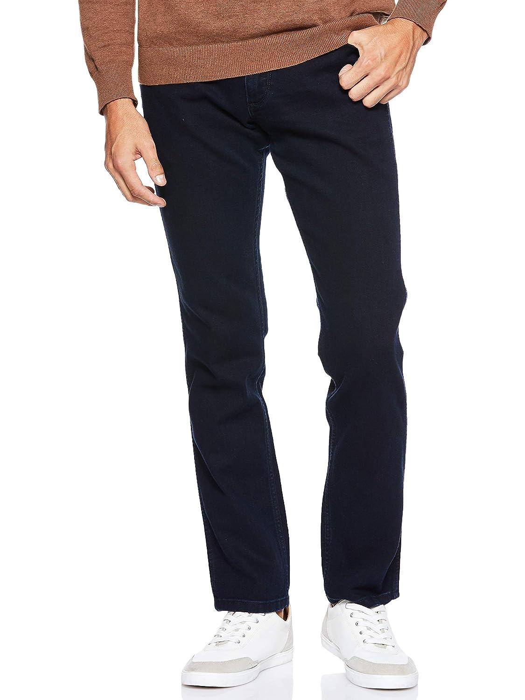 TALLA 36W / 34L. Wrangler Greensboro Regular Jeans Vaqueros para Hombre