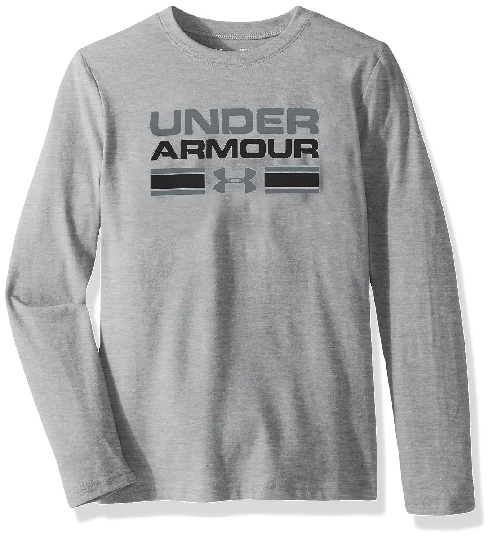 10c0f9884 Mua sản phẩm Under Armour Boys' Crossbar Logo Long Sleeve T-Shirt từ ...